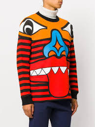 givenchy sweater givenchy totem knitted sweater 1 090 buy aw17