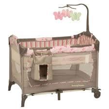 mamakiddies portable travel cot crib baby cot playpen playard