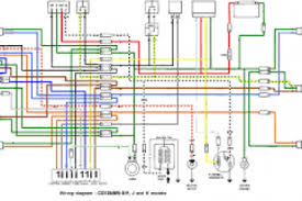 honda wave motorcycle wiring diagram wiki