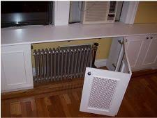 kitchen radiators ideas radiator cover idea for kitchen diy projects