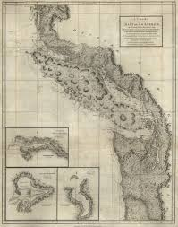 Joseph Oregon Map by George Vancouver 1757 1798