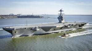 the u s navy u0027s most advanced aircraft carrier will soon face its
