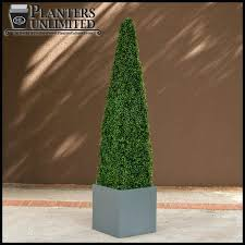 artificial shrubs and trees outdoor artificial trees ideas