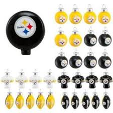 steelers ornament is this made of steel or gold steelers for