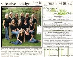 creative design hair u0026 sculptured nails