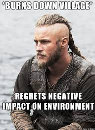 Vikings Meme - contemplative viking meme on imgur