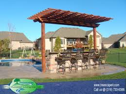 structures pools wichita ks treescapes