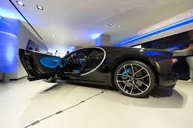 bugatti jet not your average car showroom bugatti opens flagship store in