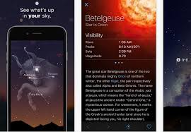 sky guide for android best stargazing apps for apple ios and android