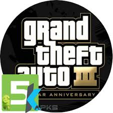 gta 3 android apk free gta 3 apk free v1 6 obb data version 5kapks