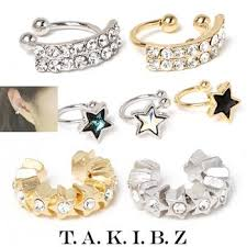 jual ear cuff jual stalling earcuff choose 1 a502 ear cuff murah yes24 co id