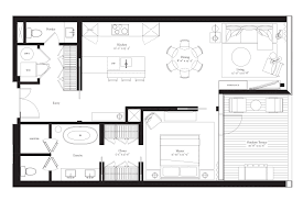 floorplans hill and dale