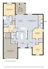 pulte homes floor plans the first floor of the telluride plan from