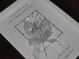 personalised 60th handmade wedding anniversary cards