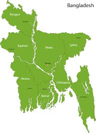 State Map Blank by Bangladesh Map Blank Political Bangladesh Map With Cities