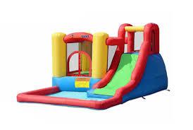 bounceland jump and splash adventure bounce house u0026 reviews wayfair