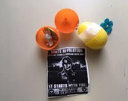 stuffed easter eggs propaganda easter eggs stuffed in missoula business mailbox