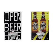 5 Handy Uses For Beer by Wall Mounted State Bottle Opener 50 States Beer Opener
