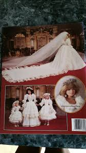 princess diana u0026 her bridesmaids patterns include wedding gown