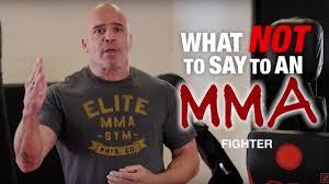 Bas Rutten Meme - what not to say to an mma fighter w bas rutten youtube