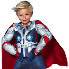 thor costume disney store the deluxe thor costume