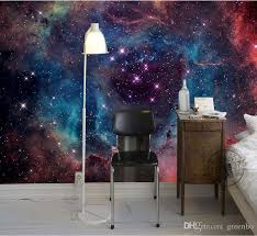Galaxy Wallpaper For Bedroom Home Design Ideas and