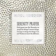 serenity prayer picture frame serenity prayer frame wayfair