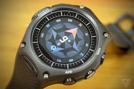 casio u0027s rugged android wear smartwatch goes on sale march 25th for