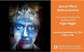 professional special effects makeup seminars archives parlights inc