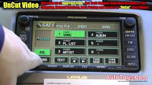 lexus es 330 manual lexus es330 dice mediabridge ipod adapter with bluetooth aux mp3