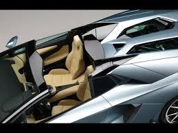 2013 Lamborghini Aventador - 2013 lamborghini aventador lp 700 4 roadster engine compartment