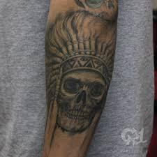 cap1 tattoos tattoos spiritual skull
