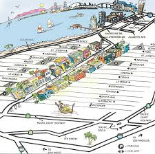 Map Of Long Beach Long Beach Here We Come Something Lovely