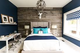 Blue Master Bedroom by Should You Let Children Choose Their Bedroom Paint Colours