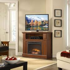 whalen sumner corner media electric fireplace for tvs up to 45