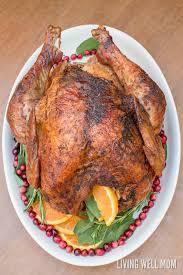 Spicy Thanksgiving Turkey Recipe Orange Herbed Turkey With Spiced Rub