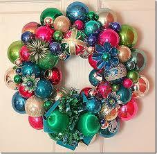 diy vintage ornament wreaths ornament wreath