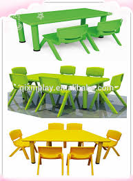 used party tables and chairs for sale cheap preschool furniture used kids plastic table and chairs for