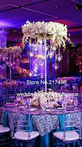 mental stand only wedding tale chandelier wedding centerpiece crystal chandelier table centerpieces in glow party supplies from home garden on