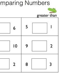 free printable math worksheets for kindergarten activities kids