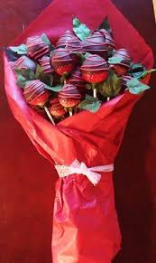 chocolate covered strawberry bouquets bouquet of chocolate covered strawberries a bit of