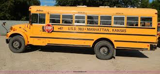 1998 international 3800 bus item i4390 sold sept