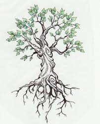 collection of 25 similar family tree tattoos for