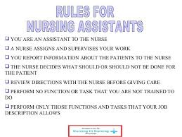 Cna Description Resume List Of Cna Duties The Patients Need Physical And Emotional