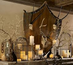 Pottery Barn Halloween Decorations Birdcage Pottery Barn
