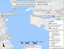 San Francisco Metro Map by An Exciting Beautiful Day In San Francisco United We Stand