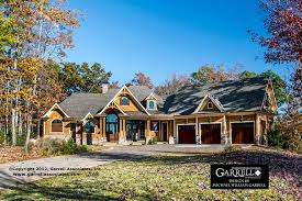 Craftman Style Home Plan Impressive Rustic Style Amicalola Cottage House Plan Homes Zone
