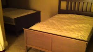 ikea hemnes bed assembly service video in elkridge md by furniture