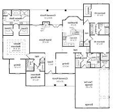 basement house plans bedroom house plans with basement 3 bedroom