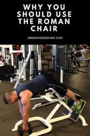 Chair Gym Com Roman Chair And Back Hyper Lets You Train Abs Back Glutes And